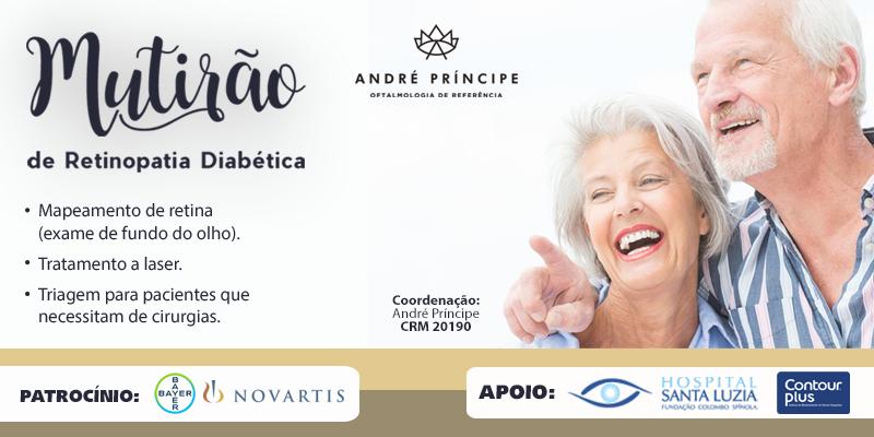 MUTIRÃO PARA PESSOAS COM DIABETES DEVE ATENDER 1500 PESSOAS GRATUITAMENTE